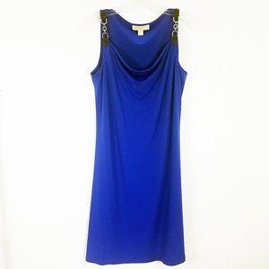 Michael Kors Royal Blue Sun Dress